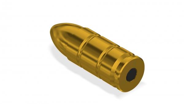 Dummy Cartridge Brass | 9mmLuger