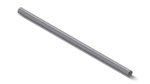 "Shotgun Blank HALF CHOKE | 12ga HC | OD:1.14"" | L:27.56"" | Cr-Moly Steel"