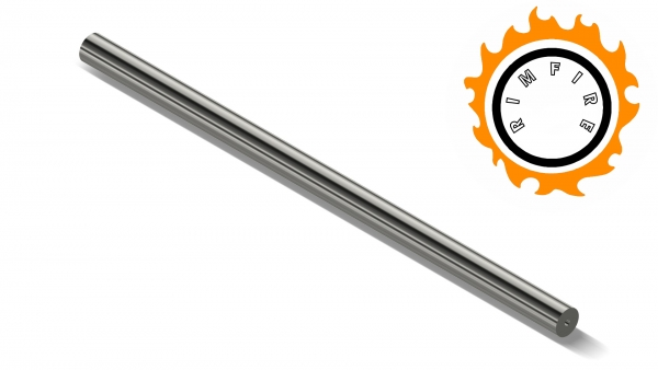 Barrel Blank STAINLESS - Twist:16.4"