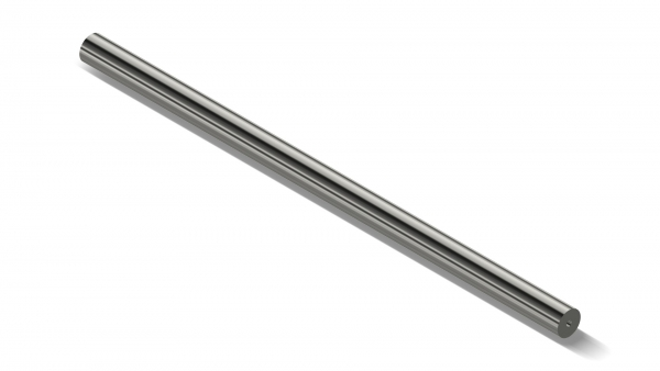 Barrel Blank STAINLESS | 8mm | OD:1.26"