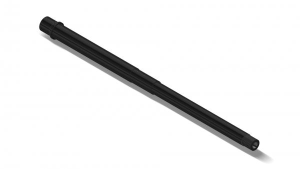 """AR15 Mid. l. LiFe HD® Coated   .450Bushmaster   MuD:49/64-20   L:18.00""""   Cr-Moly Steel"""